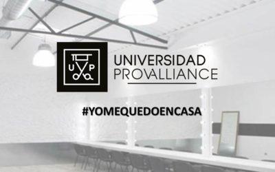 LA UNIVERSIDAD PROVALLIANCE PERMANECERÁ CERRADA HASTA NUEVO AVISO