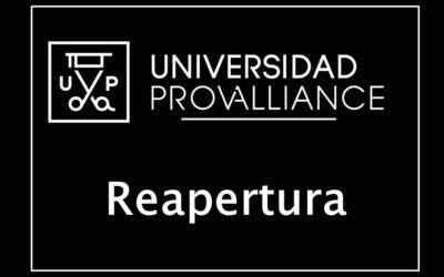 Reapertura Universidad Provalliance